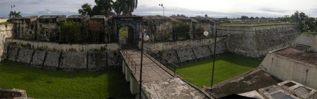 Fort Marlborough Nurul Iman Supardi St Mp Teknik Mesin Unib