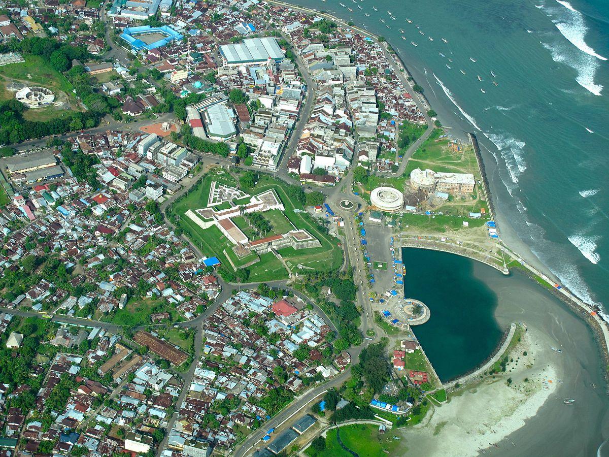 Fort Marlborough Wikipedia Benteng Kota Bengkulu