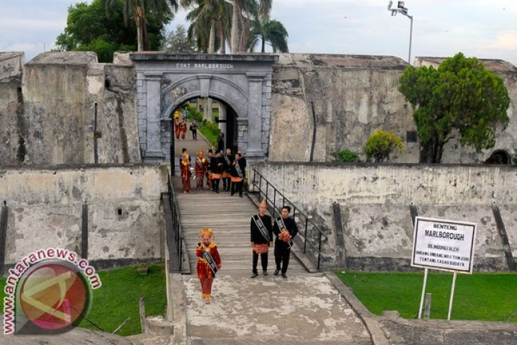 Gubernur Bengkulu Ajak Saksikan Gmt Benteng Marlborough Kota Ridwan Mukti
