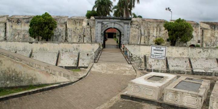 Memperingati Tiga Abad Berdirinya Benteng Marlborough Kota Bengkulu