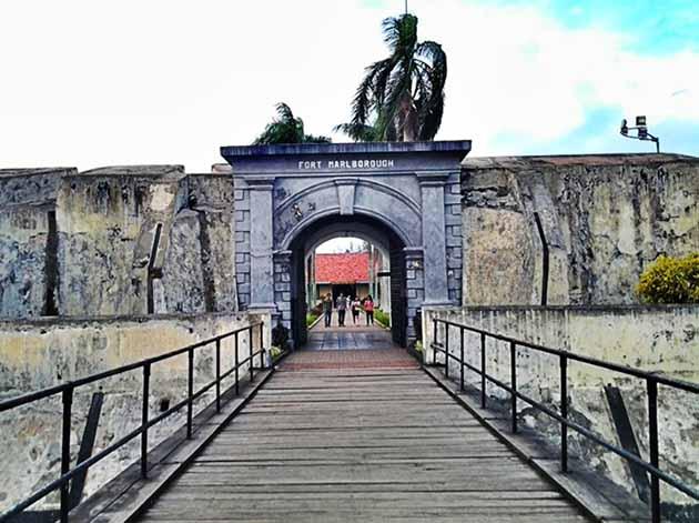 Sejarah Benteng Marlborough Bengkulu Harga Tiket Masuk Peta Galeri Foto