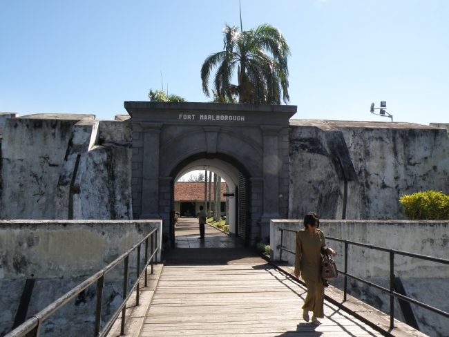Sejuta Kenangan Benteng Marlborough Pedoman Bengkulu Setelah Lelah Menjalani Rutinitas