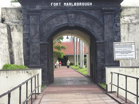 Wisata Horor Benteng Marlborough Berani Wisatamelayu Kota Bengkulu