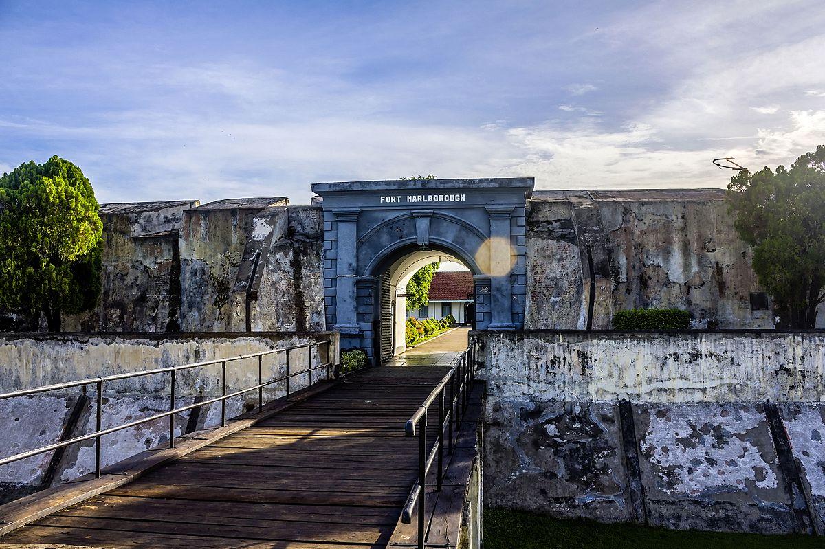 Bengkulu City Wikipedia Monumen Thomas Parr Kota