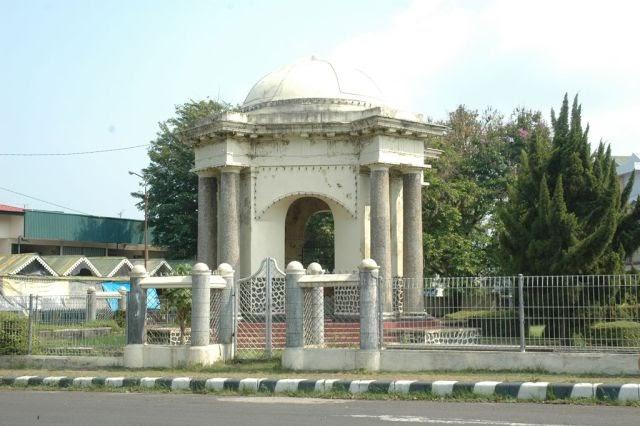 Bengkulu Global News Monumen Thomas Parr Kota