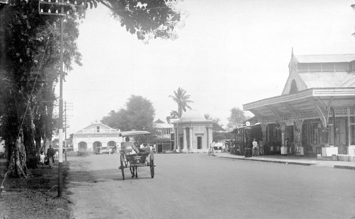 Bengkulu Perlu Dipromosikan Suprizal Tanjung Surau Collectie Tropenmuseum Stadsgezicht Met