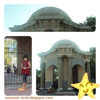 Bisnis Wisata Tugu Thomas Parr Objek Bengkulu Monumen Situs Bersejarah