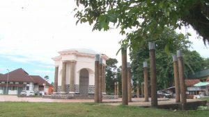 Cagar Budaya Kota Bengkulu Bidang Kebudayaan Thomas Parr 1 Monumen