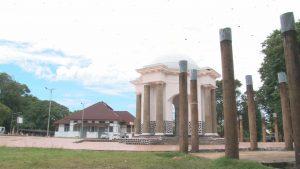 Cagar Budaya Kota Bengkulu Bidang Kebudayaan Thomas Parr 2 Monumen
