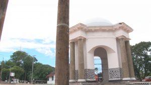 Cagar Budaya Kota Bengkulu Bidang Kebudayaan Thomas Parr 4 Monumen