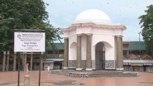Cagar Budaya Kota Bengkulu Bidang Kebudayaan Thomas Parr Monumen