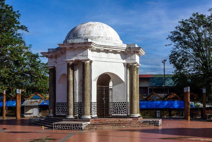 Kisah Pahit Dibalik Monumen Thomas Parr Pedoman Bengkulu Kota