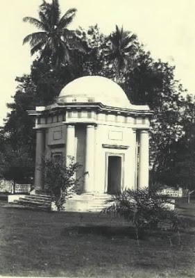 Taneak Jang Rejang Land Tanah Heritage Bengkulu Thomas Parr Monument