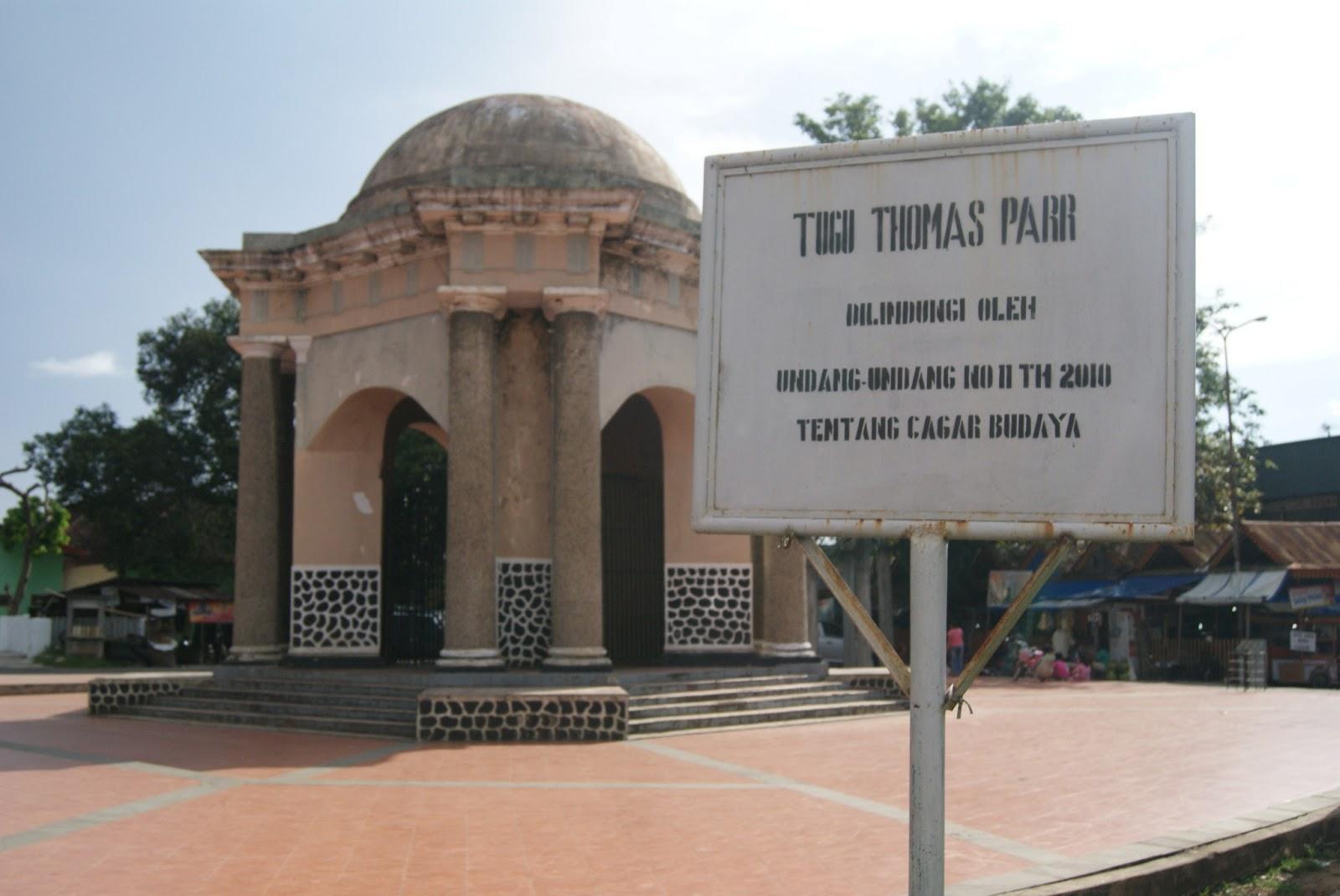 Teknik Fotografi Foto Esay Tempat Bersejarah Kota Bengkulu Monumen Dibangun