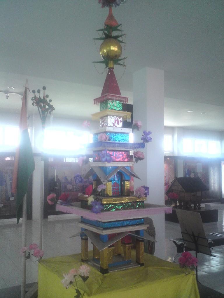 Tugu Hamilton Monumen Thomas Parr Djangki Kota Bengkulu