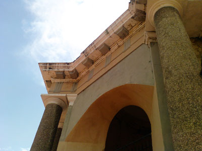 Uly Johnson Blog 8 Tempat Bersejarah Kota Bengkulu Monumen Thomas