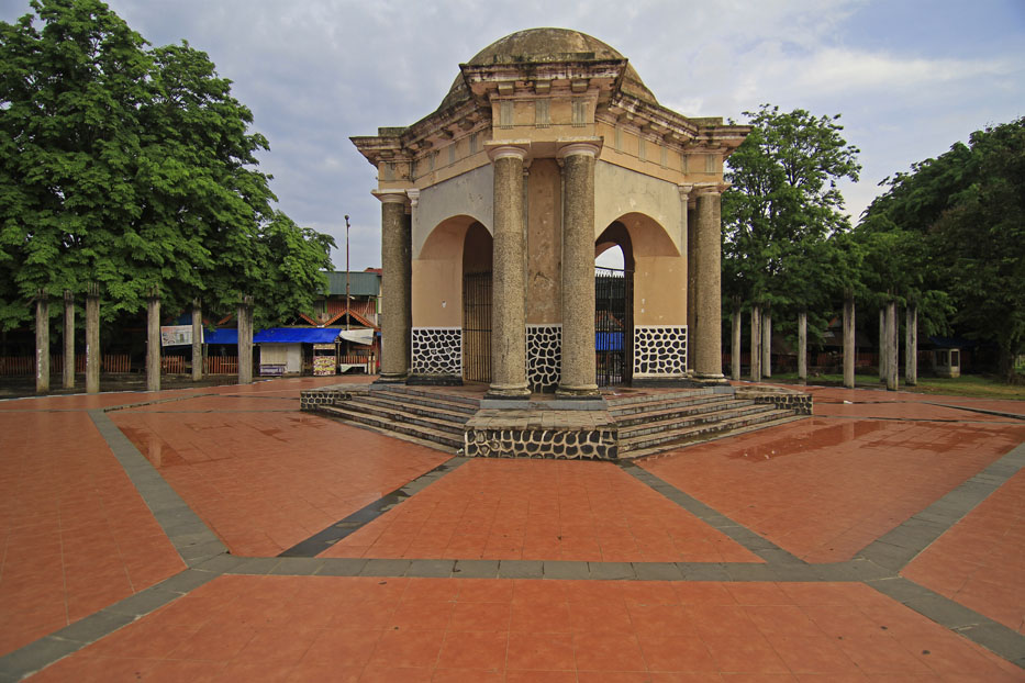 Wonderful Indonesia Bengkulu City View Monumen Thomas Parr Kota