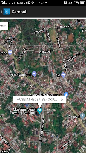 Aplikasi Museum Negeri Bengkulu Apk Version 1 0 Screenshot 16