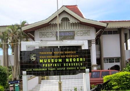 12 Tempat Wisata Bengkulu Bagus Liburan Travell Boy Museum Negeri
