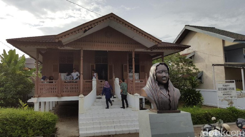 Belajar Persatuan Indonesia Lewat Rumah Fatmawati Bengkulu Fitraya Detiktravel Musium