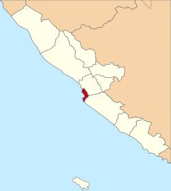 Bengkulu City Wikivisually Location Province Musium Ibu Fatmawati Soekarno Kota