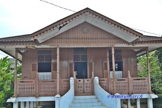 Jalan Rumah Fatmawati Bengkulu Winny Marlina Musium Ibu Soekarno Kota