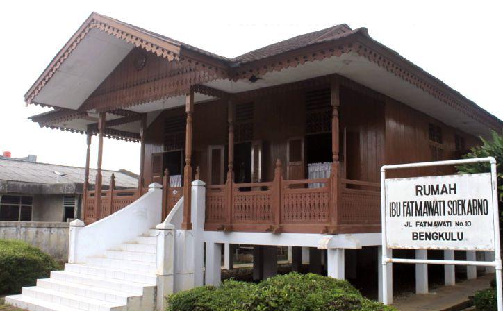 Menemukan Keteladanan Ibu Sejati Rumah Fatmawati Bengkulu Djo Front Inn