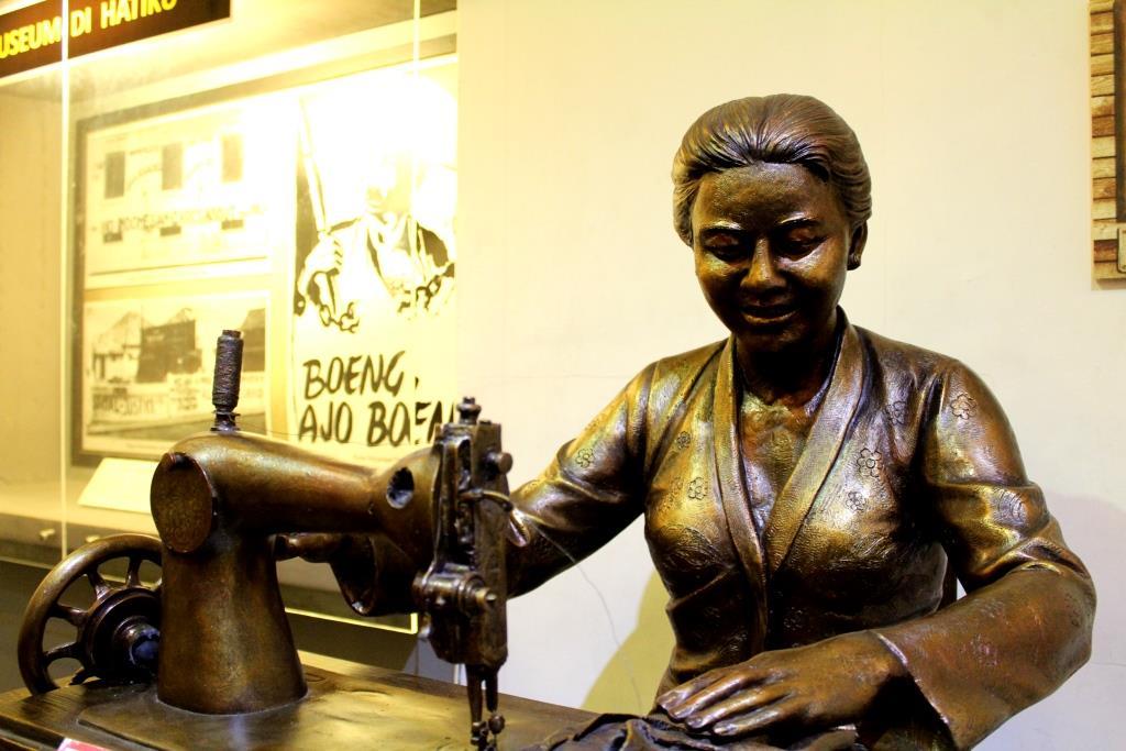 Mengenang Bengkulu Bersama Ibu Negara Fatmawati Pedoman Kesatuan Republik Indonesia