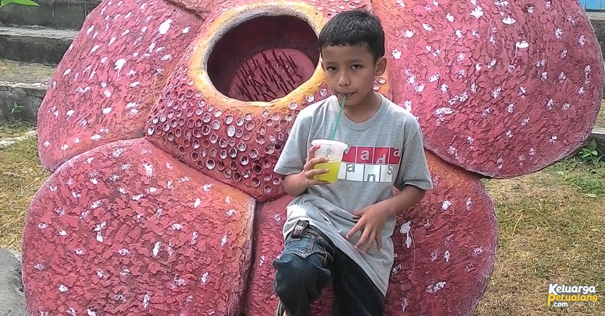 Napak Tilas Sejarah Bung Karno Kota Bengkulu Keluarga Petualang Replika