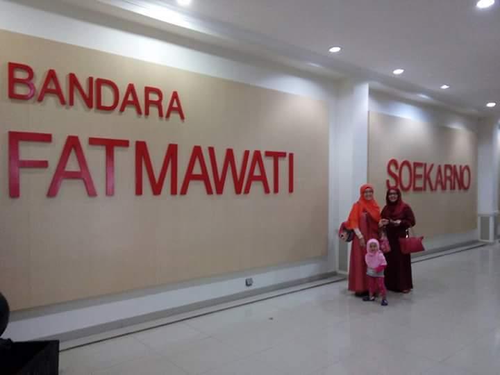 Perjalanan Asik Kota Bengkulu Fadlyrahman Weblog Bandara Fatmawati Soekarno Musium