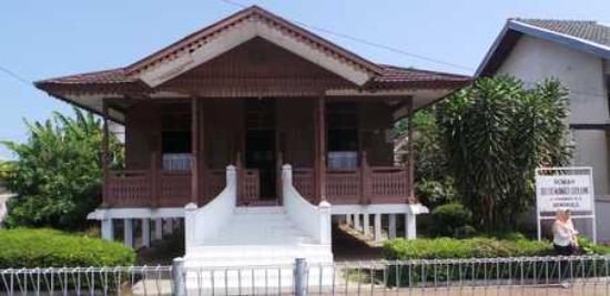 Rumah Ibu Fatmawati Bengkulu Picture Soekarno Musium Kota