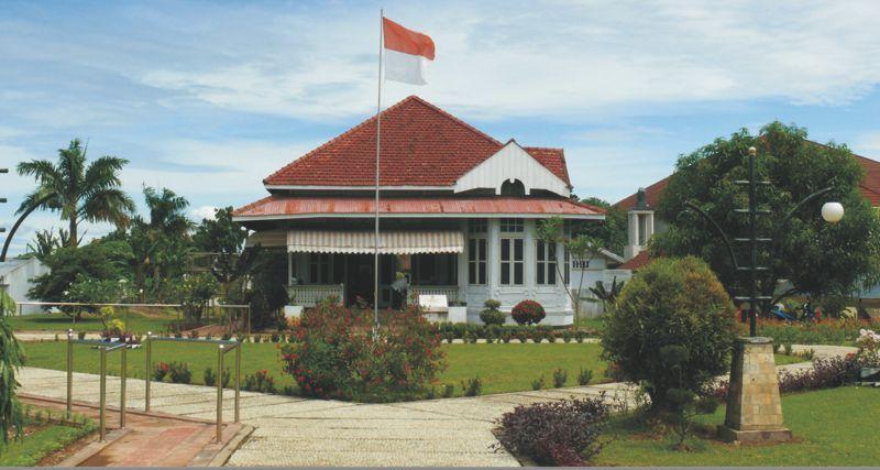 Rumah Pengasingan Soekarno Bengkulu Garuda Citizen Bungkarno Musium Ibu Fatmawati