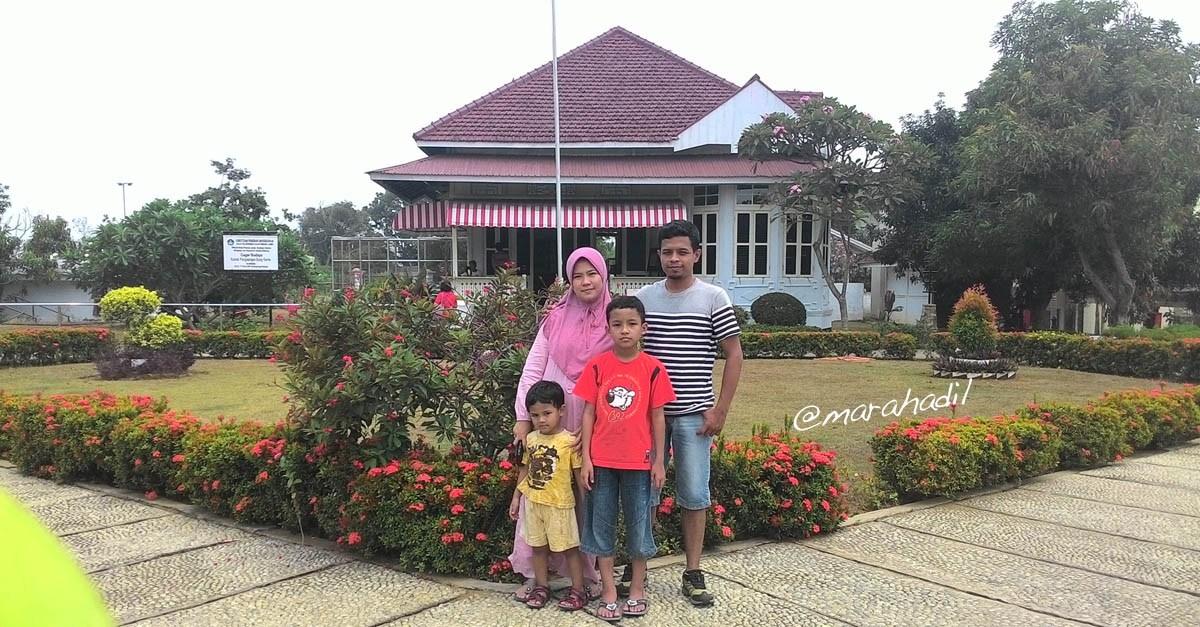 Sehari Keliling Kota Bengkulu Penuh Sejarah Marah Adil Wisata Musium
