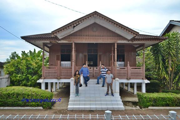 Trip Bengkulu Winny Marlina Rumah Fatmawati Ibu Musium Soekarno Kota