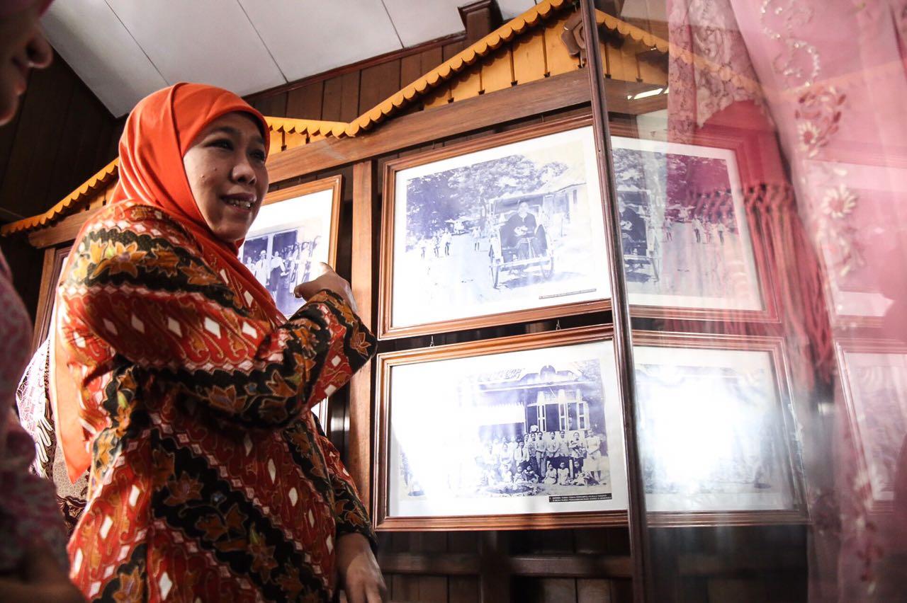 Wisata Sejarah Rumah Ibu Fatmawati Soekarno Bengkulu Musium Kota