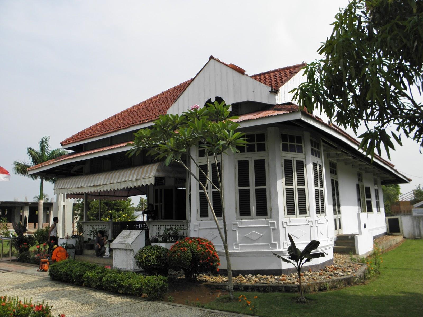 7 Tempat Wisata Kota Bengkulu Jalan Indonesia Rumah Pengasingan Bung