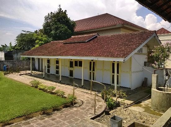 Bangunan Bagian Belakang Rumah Pengasingan Bung Karno Photo De Kota