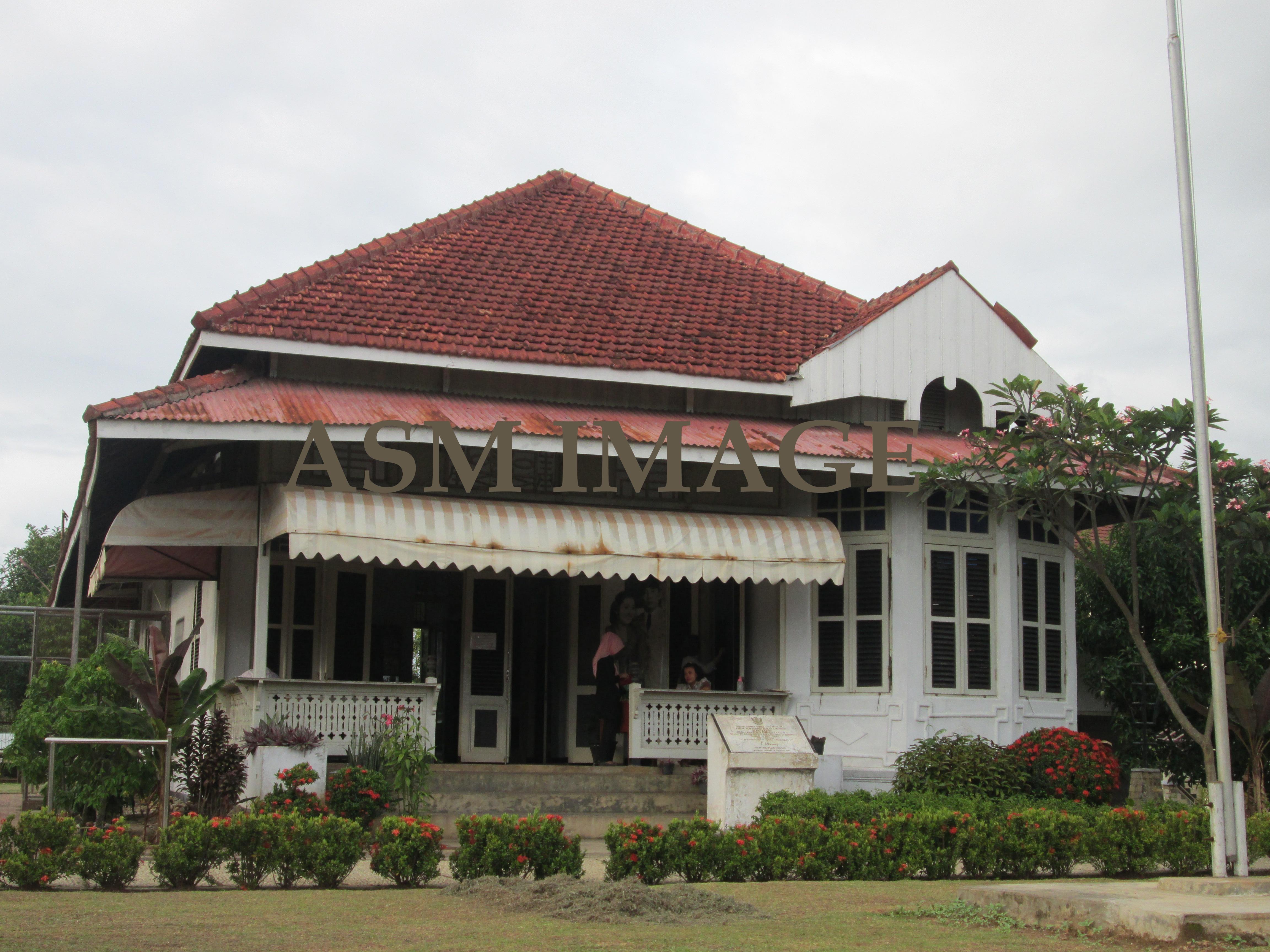 Jejak Bung Karno Bengkulu Azwar Sutan Malaka Rumah Kediaman Copy