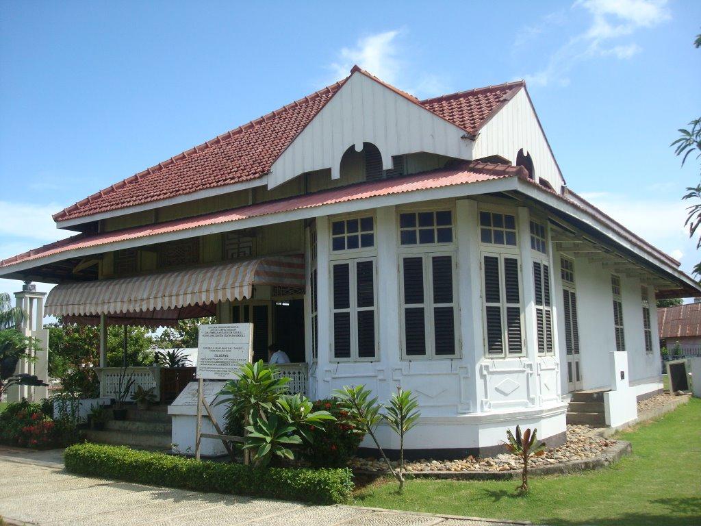 Perumahan Indah Rumah Pengasingan Soekarno Bengkulu Terletak Tengah Kota Tepatnya