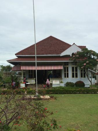 Rumah Asri Tengah Kota Bengkulu Picture Pengasingan Bung Karno Tampak