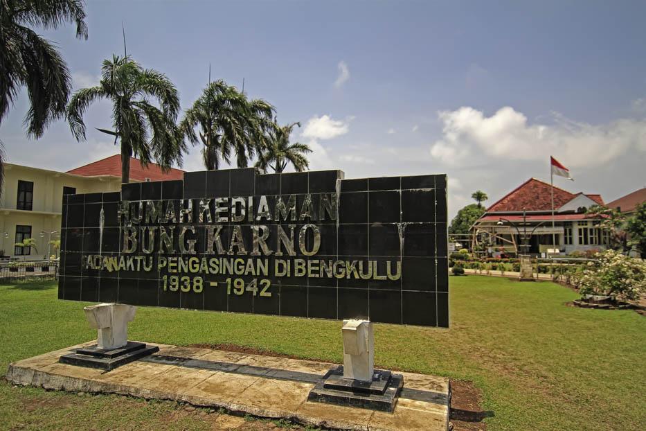 Rumah Kediaman Bung Karno Bengkulu Menelisik Jejak Proklamator Pengasingan Kota