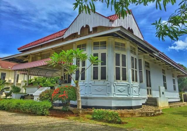 Rumah Pengasingan Bengkulu Saksi Cinta Bung Karno Fatmawati 1940 Dua