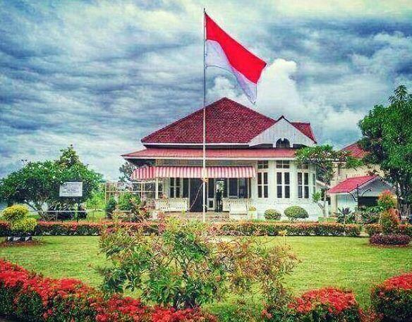 Rumah Pengasingan Bengkulu Saksi Cinta Bung Karno Fatmawati Presiden Pertama