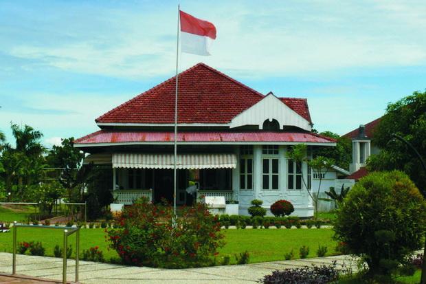 Rumah Pengasingan Bung Karno Bengkulu Kurang Terawat Kota