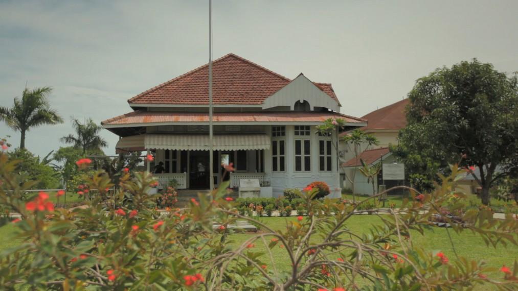 Rumah Pengasingan Bung Karno Indonesiakaya Eksplorasi Budaya Bengkulu Kota