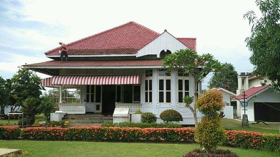 Rumah Pengasingan Bung Karno Tampak Depan Picture Kota Bengkulu