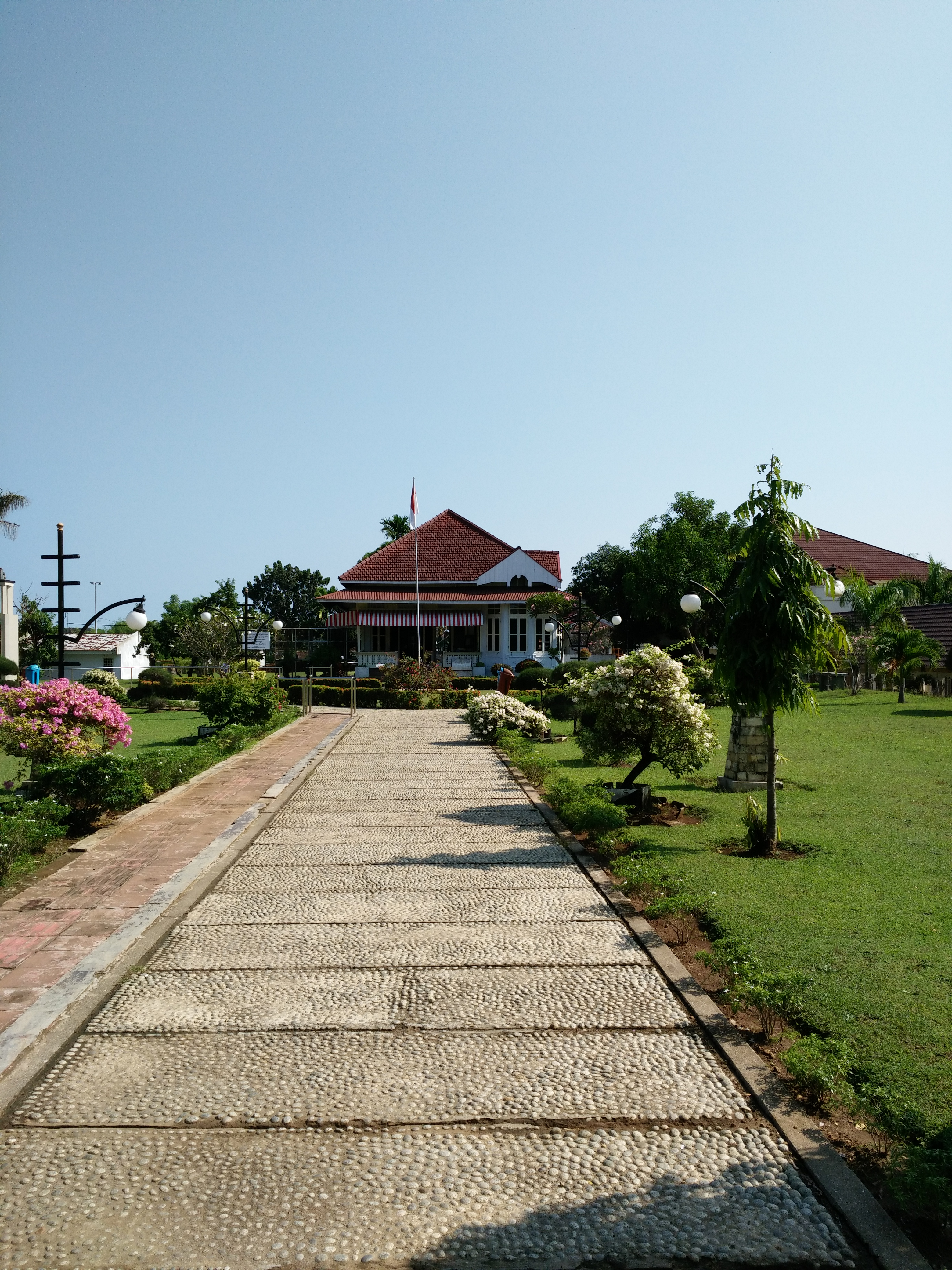 Rumah Pengasingan Sukarno Fadlyrahman Weblog Bung Karno Kota Bengkulu