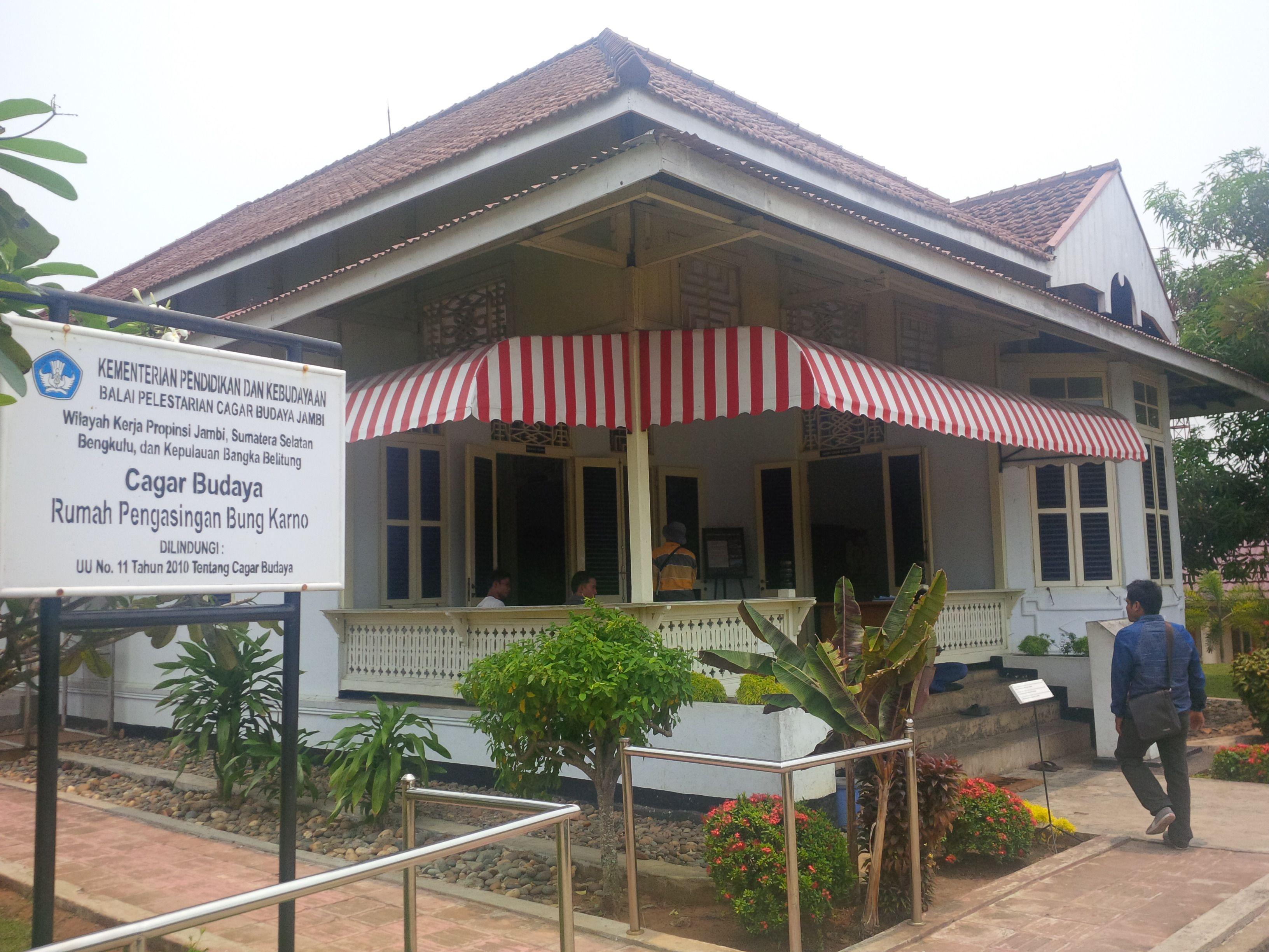 Tidak Percaya Kisah Tentang Tuah Sumur Pengasingan Bung Konstruksi Rumah