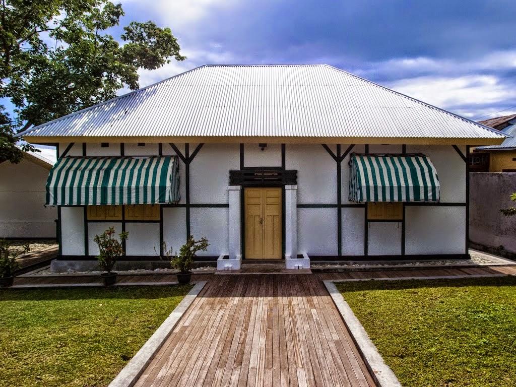 Wisata Rumah Pengasingan Bung Karno Flores Bungkarno Ende Nusa Tenggara