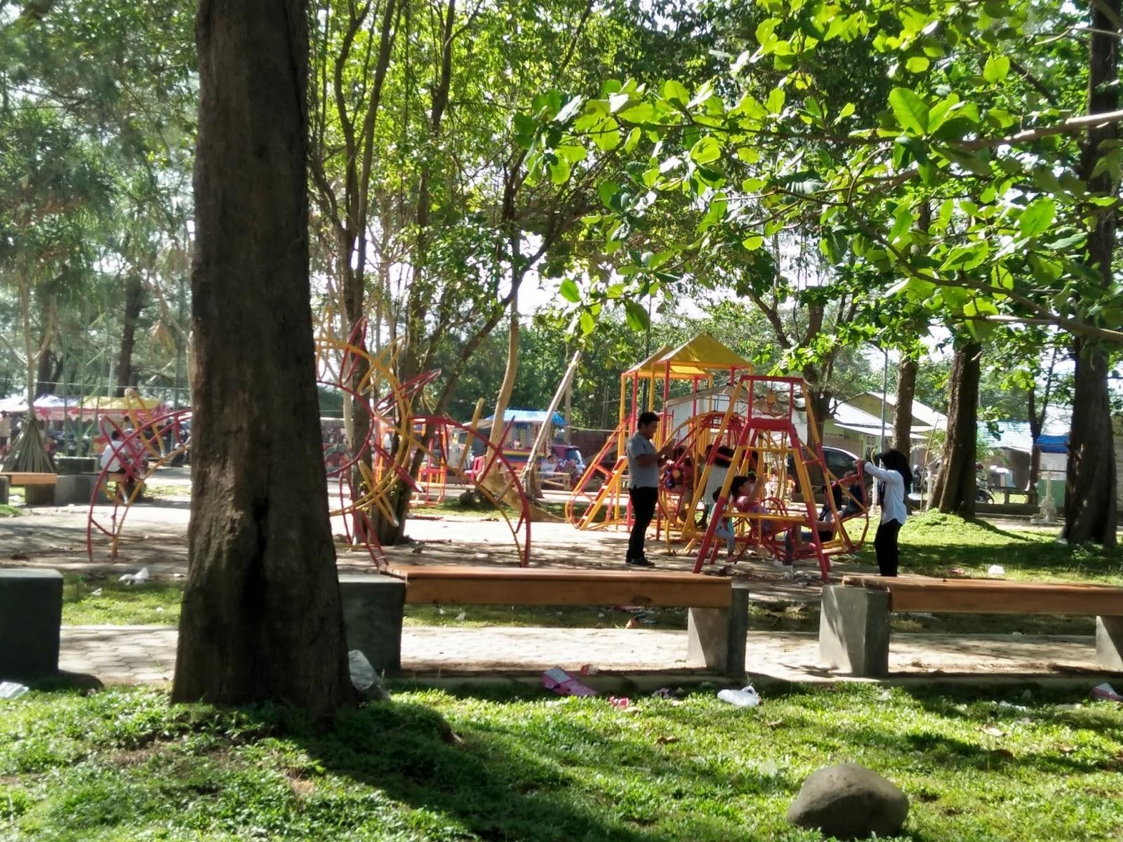 3 Taman Asyik Nongkrong Kota Bengkulu Puspita Nah Kalo Satu